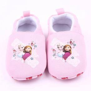 Style Charming Baby Prewalker- Frozen Elsa Anna
