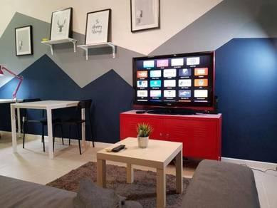[Brand New Studio] Tamarind Suite, Solstice ,Kenwingston with internet