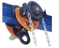 Gear Trolley 3 Ton Chain Block Chain Hoist 3 Tonne