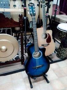 Acoustic Guitar T6000 (Blueburst)