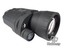 Pulsar 4x50 infrared goggles, binocular