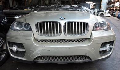 BMW X5 E71 3.0 Diesel Engine Gearbox Body Part