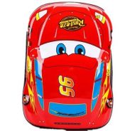 Hard Case Shell School / Backpack CARS MCQUEEN