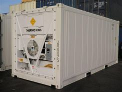 20ft Ultra Reefer NB Container 1Phase Refrigerated