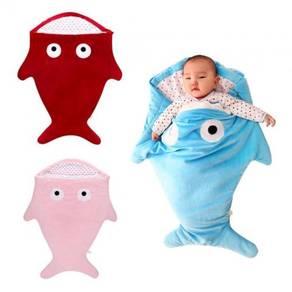 Baby shark sleeping bag / beg tidur bayi 09
