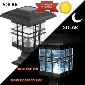 Solar Post LED Waterproof Solar Lamp Garden LED