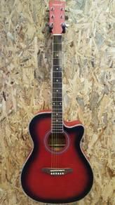 TengHai TH-40A RDS 40 inch acoustic guitar EQ