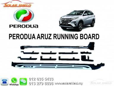 Perodua Aruz Running Board Perodua Aruz Side Step