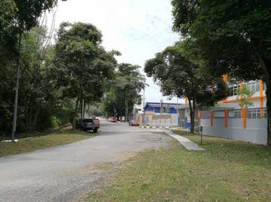 Industrial Flat Land Sale Rawang Bukit Beruntung Easy access Highway