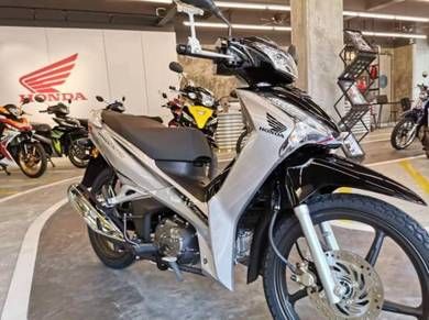 HONDA MERDEKA SALES SHOP DEP0 R.M 1 WAVE 125i