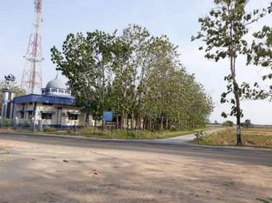 [TERBAIK] Tanah Lot Sebelah Masjid, Kangar