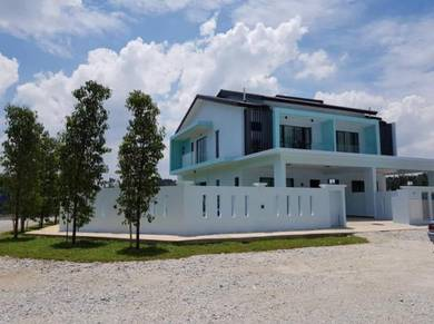 Superlink House 20'x75'-90' Dengkil (CyberSouth) 2,100sf FREEHOLD