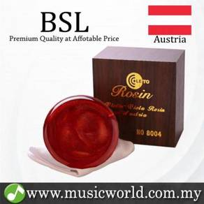 Bsl leto 8004 red rose rosin professional series