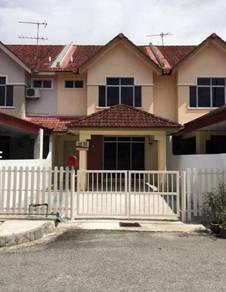 2 Storey Terrace Taman Putra Bertam full loan kepala batas