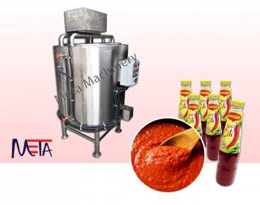 Double Jacketed Mixing Tank Malaysia