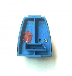 BMW E46 side mirror switch BLUE base memory type