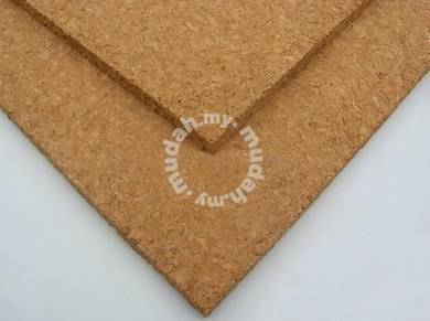 Resin bonded corkfiller board