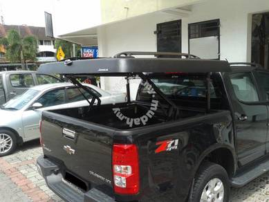 4x4 aero klass semi auto top up with motor
