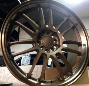 Sport rim VOLK Re30 18x8.5JJ 10X100/114.3mm New