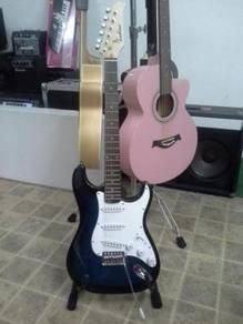 Gitar Elektrik (Bajet)