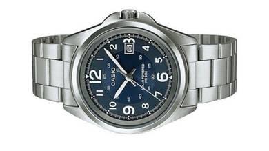 Casio Men Solar Date Watch MTP-S101D-2BVDF