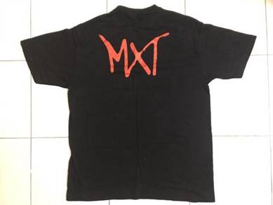 Baju T-Shirt MXT Black Edition Shirt Pants