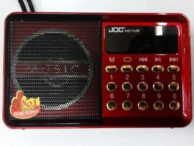 MP3 JOC alquran Islamik / Borong C
