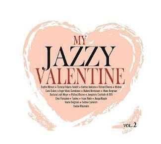 IMPORTED CD My Jazzy Valentine Vol.2 (2CD)