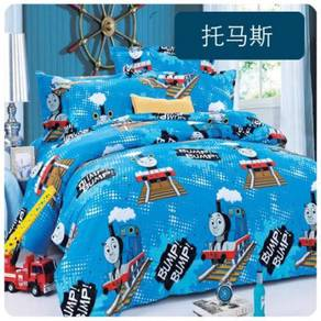 Cute Cartoon Bedsheet Set (23) 18634-23