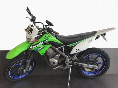 2013 Kawasaki klx150