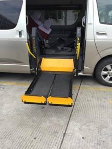 Wheelchair Lift for Vans Ambulance Bus