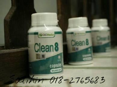 Clean8 Rahsia mudah kurus (Perlis)