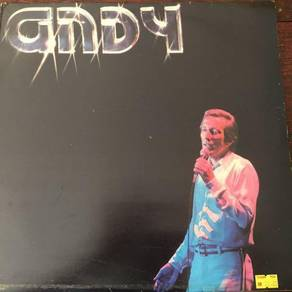 Piring hitam lp Andy Williams not ep