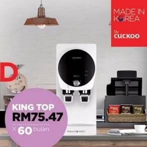 Penapis Air Cuckoo 3 Suhu - Senawang B35.15