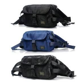 Unisex Porter Waist Pouch bag