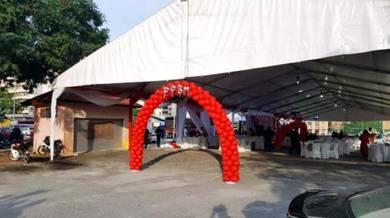 Welcome Balloon Entrance 00058