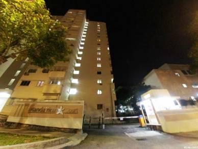 [Paling Murah]Mandarina Court Apt Near UCSI College [Renovated]