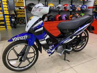 Modenas MR1 Sportrim Interchange New Bike