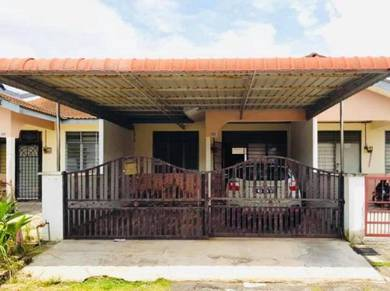 Single Storey Terrace Amanjaya Zon Seroja For Sale