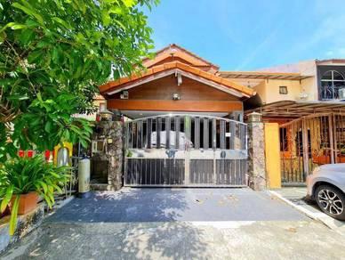 Double Storey Terrace Taman Melawati For Sale Jalan J5