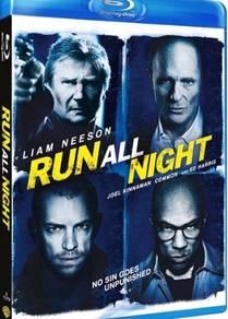 Blu-ray Movie Run All Night
