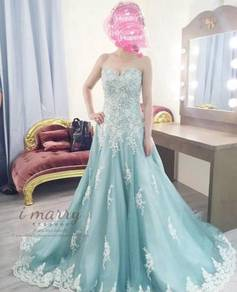 Prom dinner wedding bridal dress gown RBP170