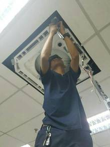 Servis aircond usj&puncak; jalil