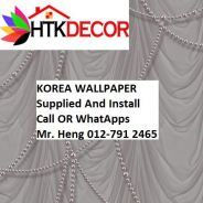 Classic wall paper with Expert Installation 091GW