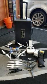 Dji drone phantom 3 professional