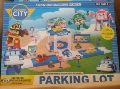 RoboCar Poli Parking Lot 640