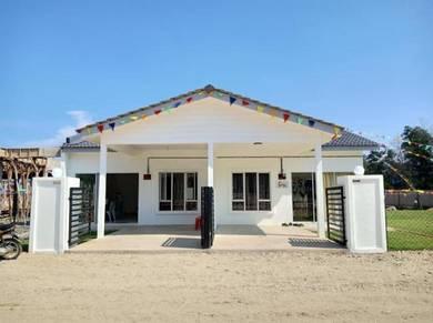 0% Zero Payment ZeroPayment BALOK BARU SINGLE STOREY HOUSE