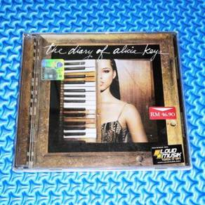 Alicia Keys - The Diary Of Alicia Keys 2CD [2004]