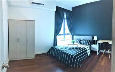 The Vyne Sungai Besi F.Furnished Master Room with Internet & Cleaning
