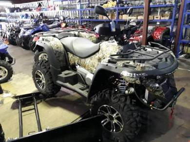 ATV 550cc motor new Linhai yamaha new (Johor )